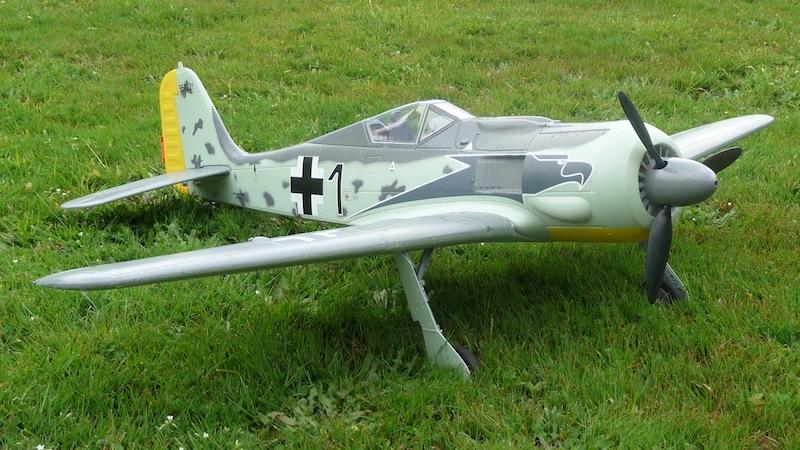 FW190 klein